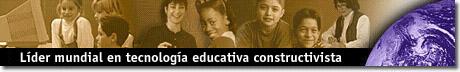 Lider mundial en tecnología educativa constructivista